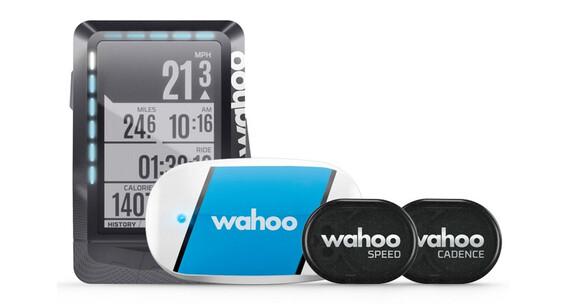 Wahoo Fitness Elemnt - GPS bicicleta - negro